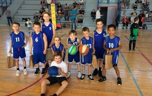 Nos U9 au tournoi de Mably